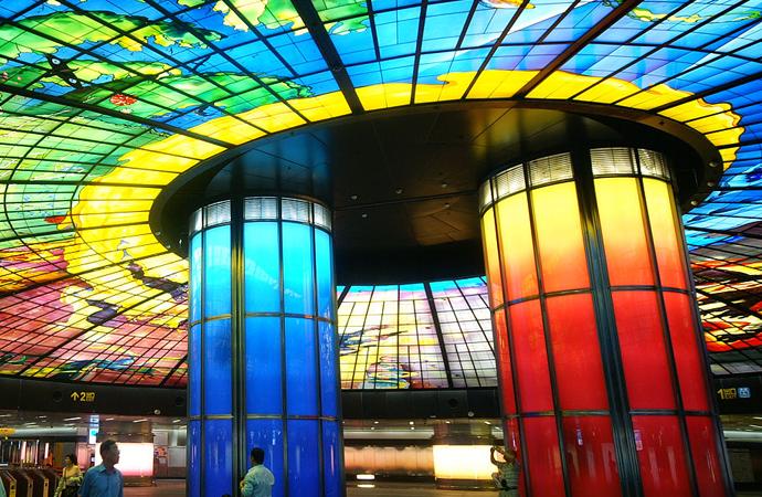 Descubre las estaciones de tren más espectaculares del mundo